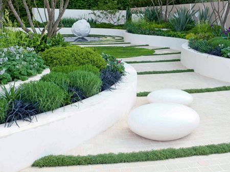 garden design trends for 2017