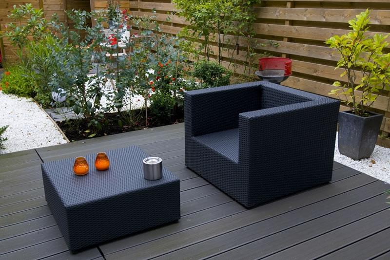 Gallery eden restored for Small modern garden